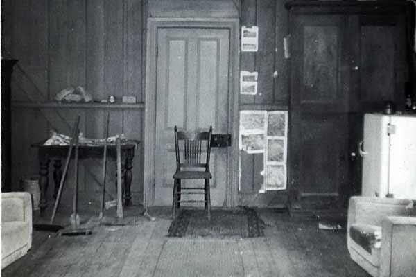 Interior View circa 1950 - 1970