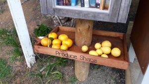 Produce Share Table now OPEN
